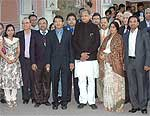 Doctors Association AAPI members met CM Ashok Gehlot to promote Medical Tourism in Rajasthan