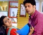 Tina Parekh and Kuldeep Dube in Peehar TV Serial of DD 1