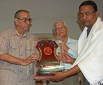 15th Lakhotia Award to Rajasthani Writer and Poet Mr. Malchand Tiwari