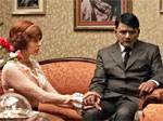 Raghuvir Yadav with Neha Dhupida in the Hitler My Friend