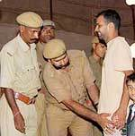 Darshan under Police Custody!