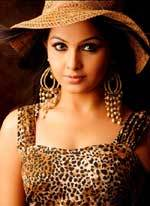 Indian TV Actress Shubhangi in Do Hanso Ka Joda