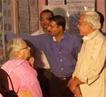 A Photo Exhibition held at Ajit Foundation