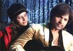 Himesh Reshamiya and shweta kumar in movie Karzz