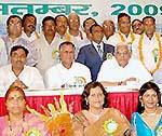 Teachers from all Rajasthan honored in state level function held at Jaipur on Teachers Day