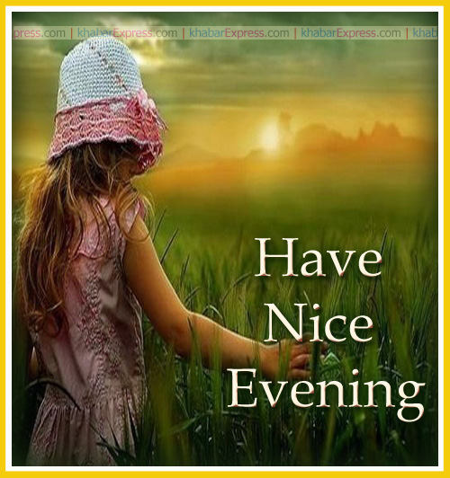Have Nice Evening