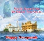 Happy Gurupurab