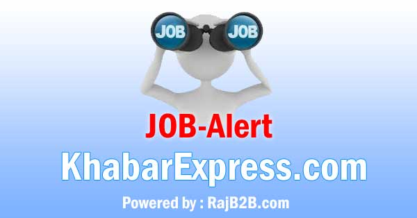 Job Alert at KhabarExpress.com