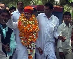 Bikaner MP and Member of National Executive Committee of BJP