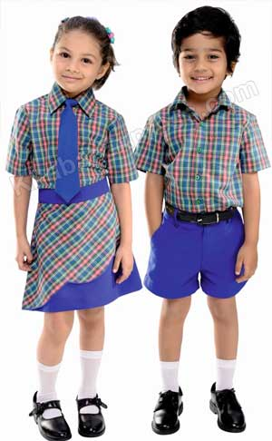 Mafatlal presents a School Uniform range