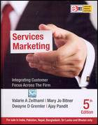Services Marketing - A book authuored by Valarie Zeithaml, Mary Jo Bitner - Published by Tata Mc Graw Hill