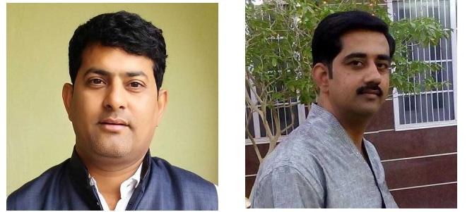 President Anand Acharya, Secretary : Shiv Shankar Vyas