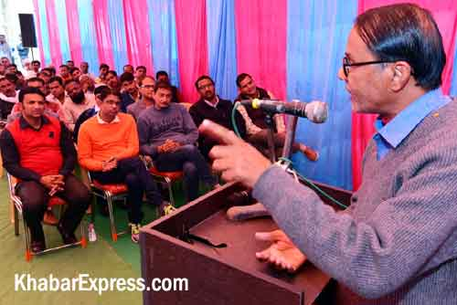 Bikaner Industry Center GM Rajendra Sethia