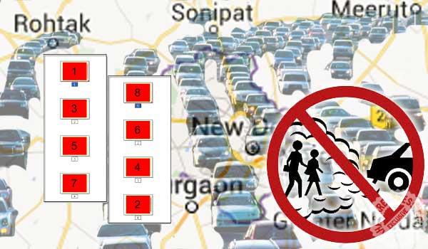 Delhi\'s battle against Air Pollution