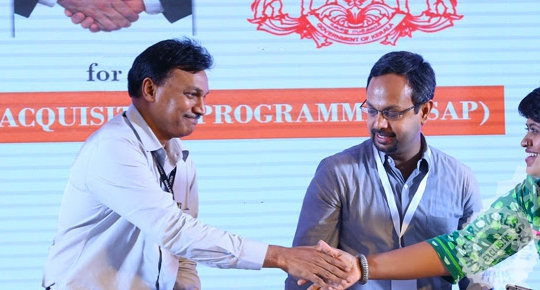 Wadhwani Foundation to Support ASAP in Kerala