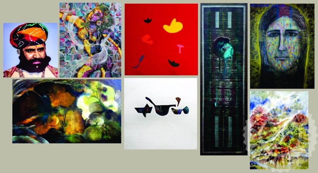 संकलन 2 कला प्रदर्शनी कल से जयपुर मे
