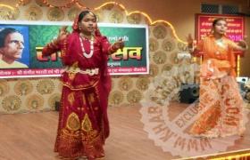 संगीत कला प्रतियोगिता में बही स्वर सरिता