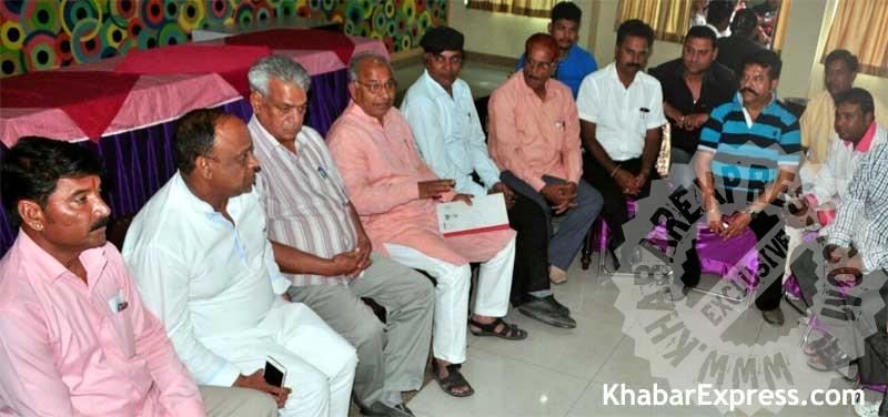 बीजेपी नवगठित शहर कार्यकारिणी की बैठक आयोजित
