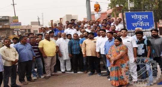 सर्वजन प्रिय नेता थे पूर्व विधायक  पुरोहित: कल्ला