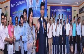 अध्यक्ष सुरेश राठी, कार्यकारिणी, 29 नये सदस्यों ने ली शपथ