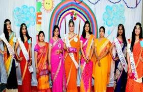 शोभा, नन्दिनी, आरती, इतिश्री, रितीका ने जीते खिताब