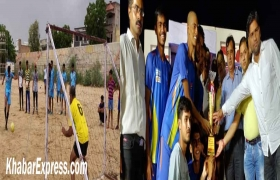 रोटरी फाइव ए साइड फुटबाॅल टूर्नामेंट में बीकानेर फुटबाॅल क्लब प्रथम विजेता
