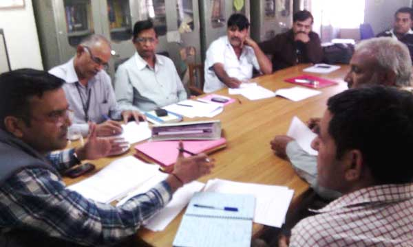 PMIC Meeting of NABARD - held at Urmul Trust Bikaner
