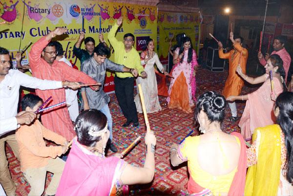 Marudhara Rotarians