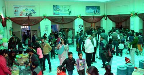 Fair Held at B K V Maheshwari School, Bikaner