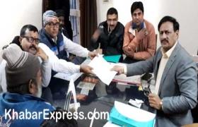 जलदाय कर्मचारियों ने भी रखी सातवे वेतन आयोग सुविधाओं की मांग